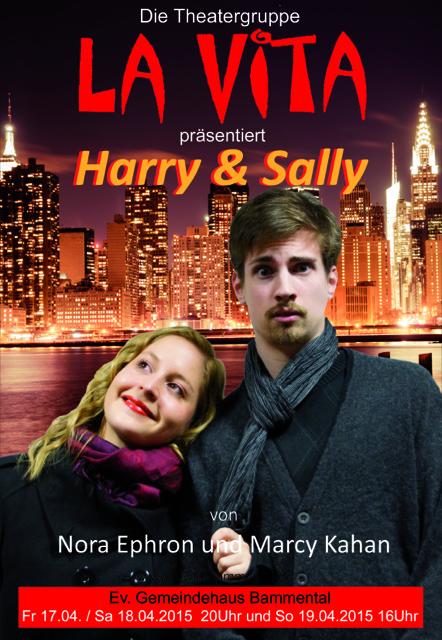 Plakat Harry&Sally